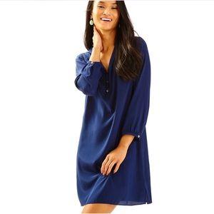 Lilly Pulitzer Delphine Stretch Tunic Dress